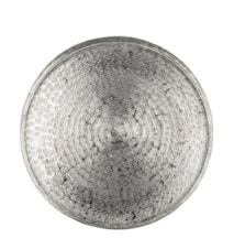 Bricka Maralia Ø35 cm Silver