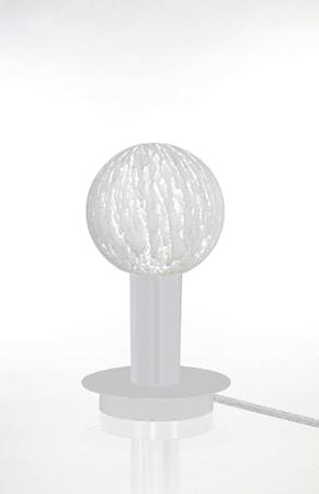 Bordlampe Torch Hvid