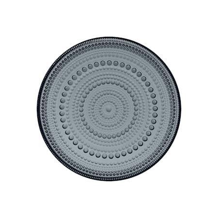 Kastehelmi Tallrik 170 mm Mörkgrå