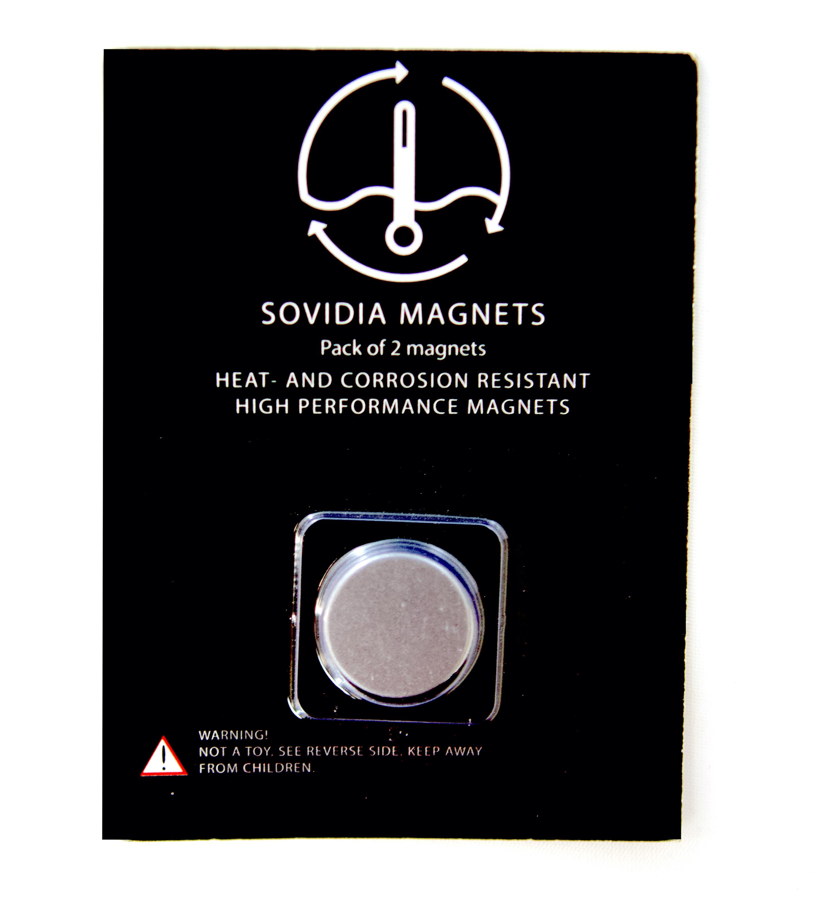 Sovidia Magnets 2-pack