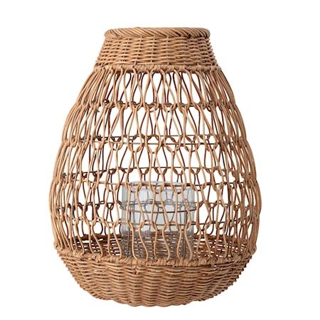 Lanterne m/glas Nature Rotting