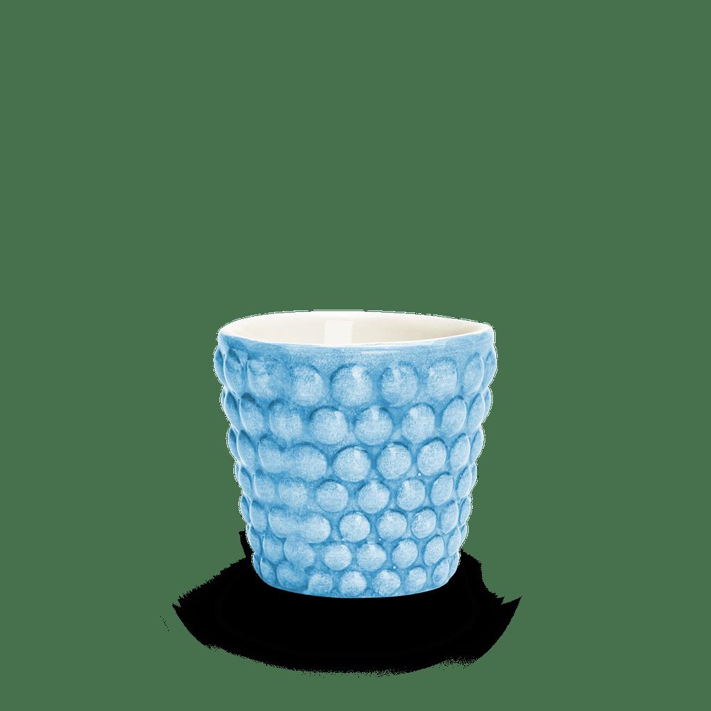 Bubbles Äggkopp Turkos 4 cm