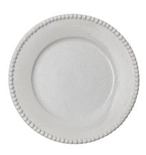 DARIA Middagstallerken Hvit 28 cm 2-pakning