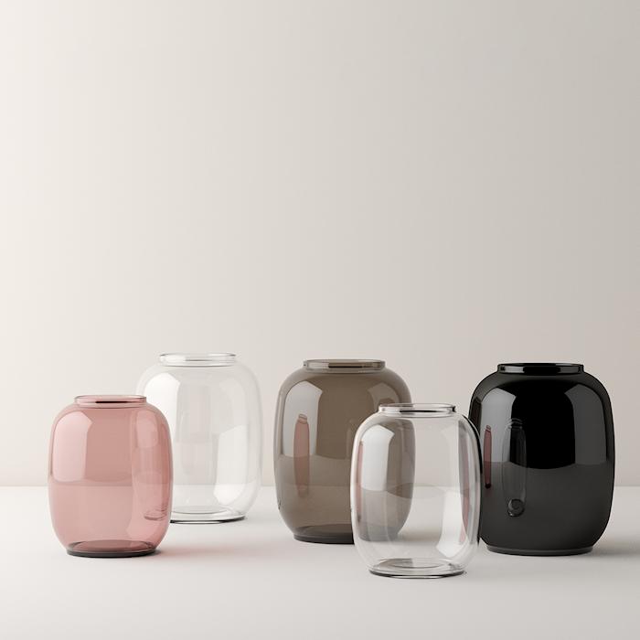 Form 140/1 Pustet Glas Burgundy 13 cm