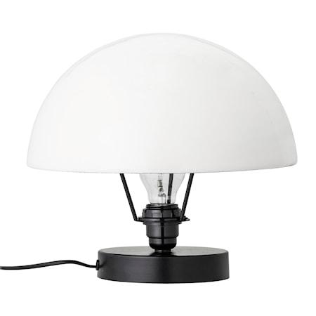 Bordslampa Grå Metall