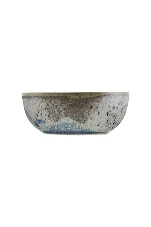 Skål Diva 35×85 cm Grå/Blå