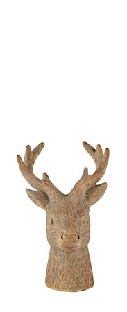 Metsäpeura Polyresin Ruskea 12,5x8,5x10 cm