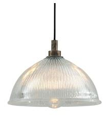 Maris taglampe - Antique silver
