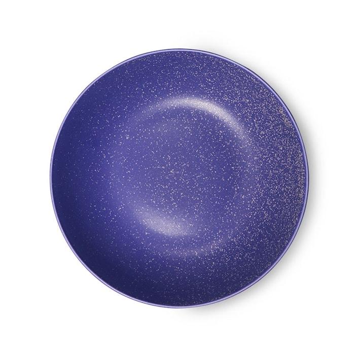 Bold & Basic Ceramics Lila Djuptallrik
