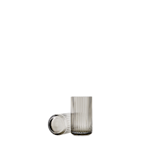 Vase Pustet Glas Smoke 12,5 cm