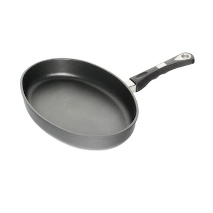 Fiskepande Oval 35*24 cm