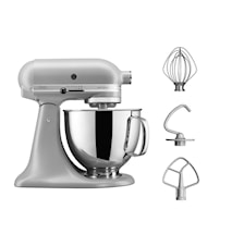 Artisan Køkkenmaskine Mat Grå 4,8L