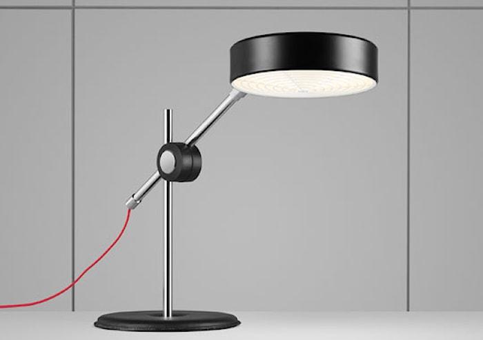 Simris Bordslampa Svart
