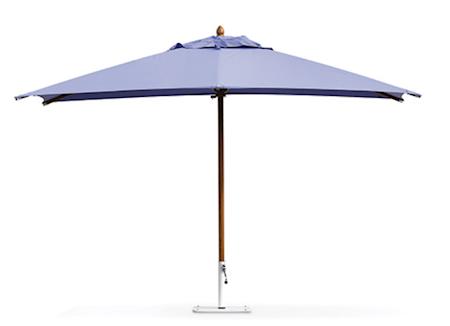 Classic 3x4 parasoll Lila