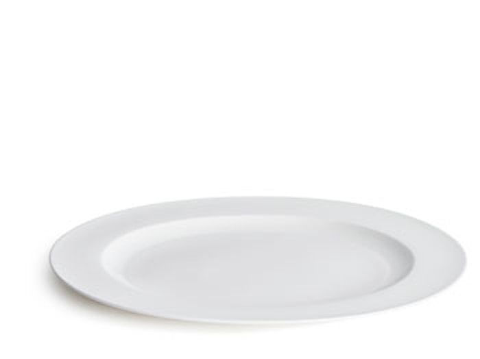 Kaolin fat Hvit L 35 cm