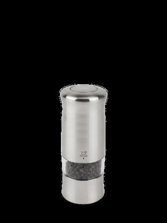 Zeli Elektrisk Pepparkvarn Kromad 14 cm