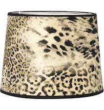 Lampeskærm Sofia Leopard