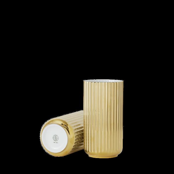 Vase Porcelæn Guld 20,5 cm