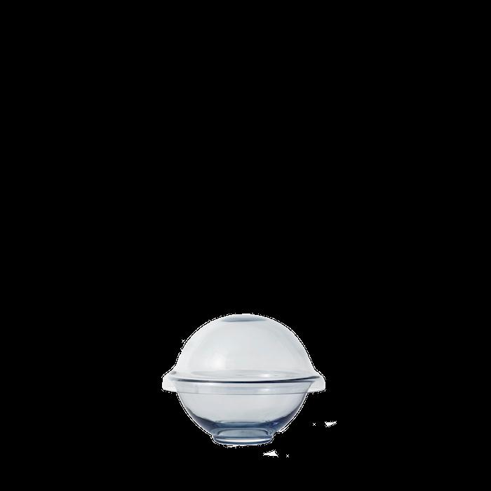 Chapeau Makeiskulho Suupuhallettu lasi Midnight Blue Ø12,5 cm