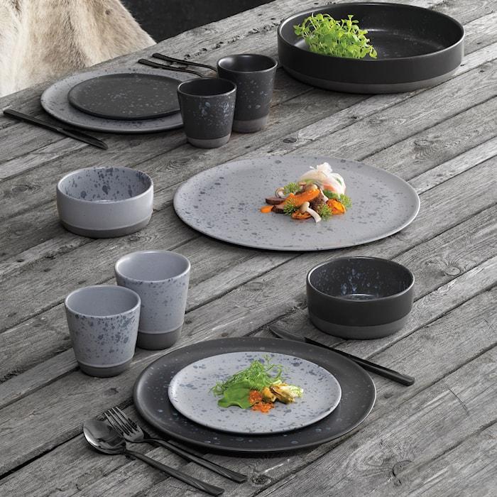 Assiette à soupe Raw 19,4 x 4,5 cm
