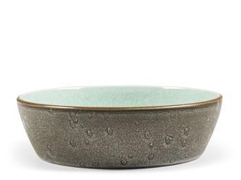 Suppeskål 48 cm Ø18 cm grå/ly