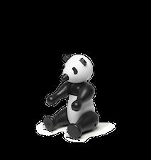 Panda liten Svart/Vit