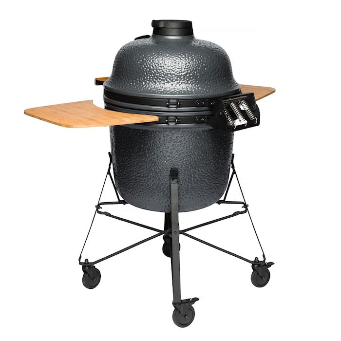 RON Keramisk BBQ grill KAMADO 58 cm (23')