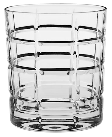 Time Square Whiskyglas 32 cl Klar