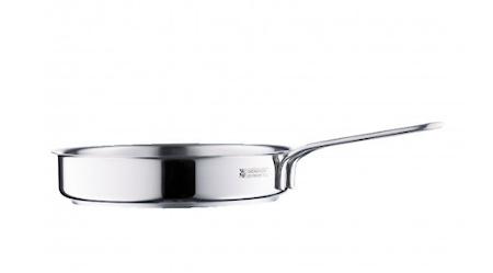 Mini Cook stegepande stål 0,9 L