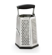 Grater 6 sides with box