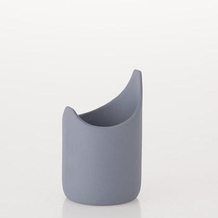 Vas Porslin Blå 11 cm