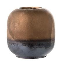 Vase Bronze Stentøj10,5x10,5 cm