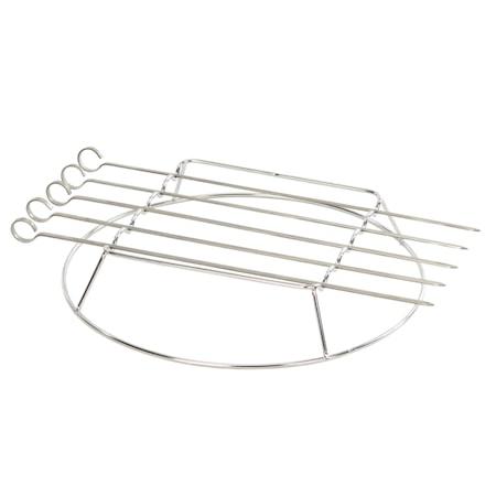 Grillspett 5st modulus hållare