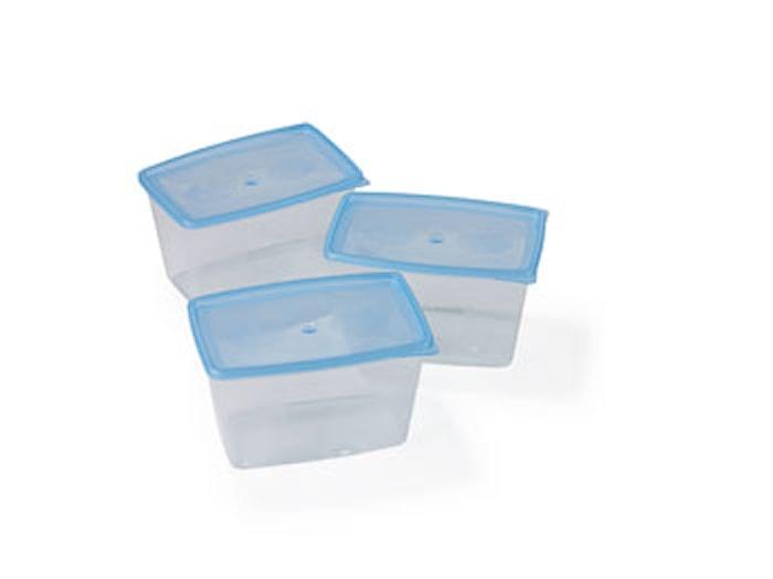 Fryser/Mikro-beholder 1,2L 3-pack