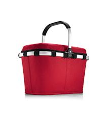 Handlekurv ISO Rød