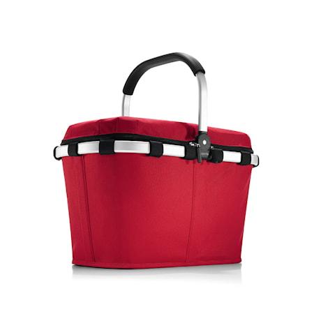 Shoppingkorg ISO Röd