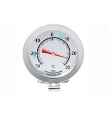 Frys-/kylskåpstermometer med clips Analog