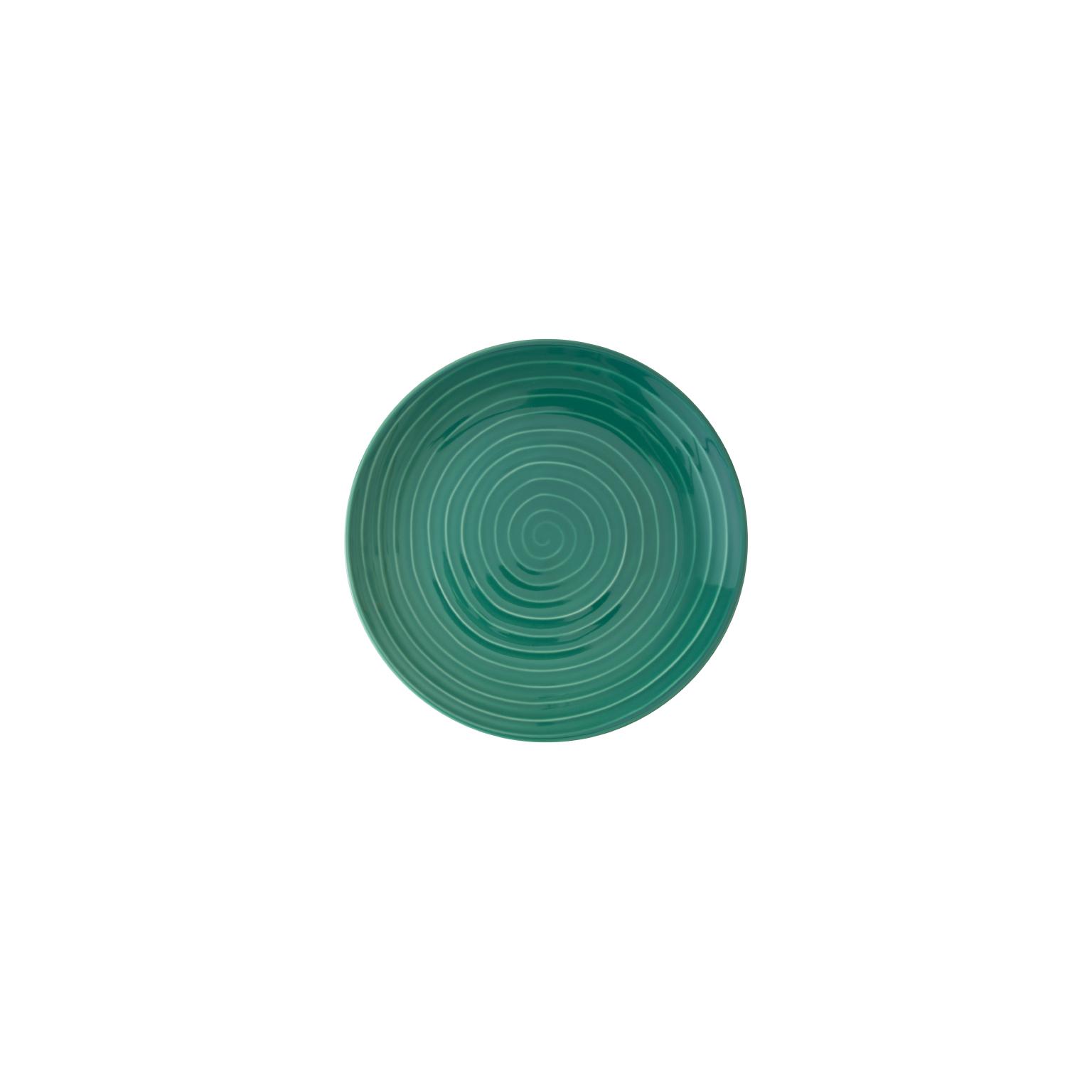 Blond Assiett Grön 22 cm