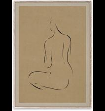 Grace III Poster 30x40 cm