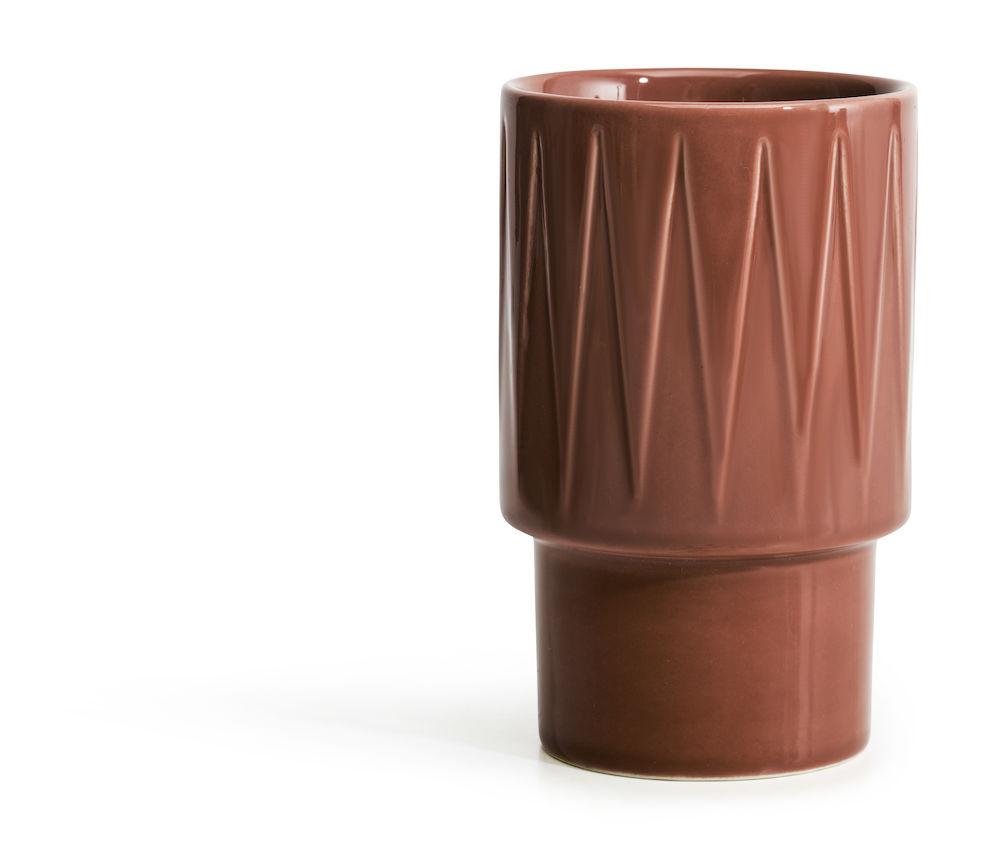 Coffee & More Lattemugg Terrakotta