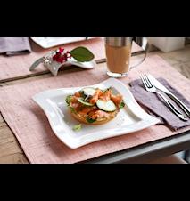NewWave Gourmet Tallerken 33x24cm