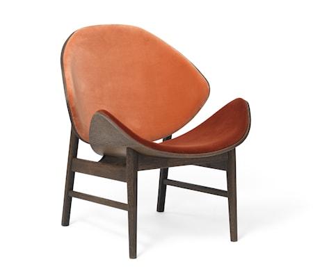 The Orange Lounge Chair Rusty Rose/Brick Red Smoked Ek