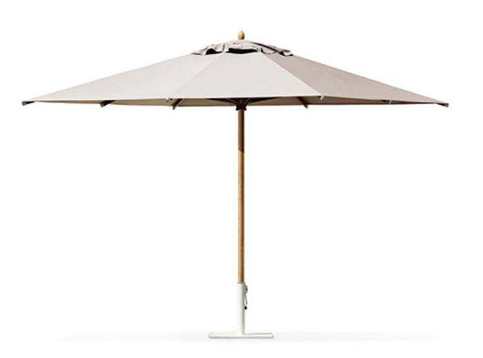 Classic 3x3 parasol - Uden parasolfod