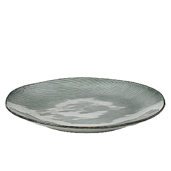 Stor middagstallerken, Nordic Sea Ø 31 cm