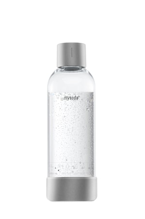 1 L Flaske 1-pakning Sølv