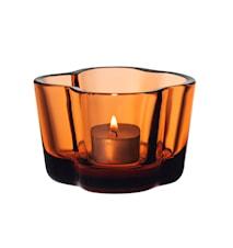 Aalto Teelichthalter Bitterorange 6 cm
