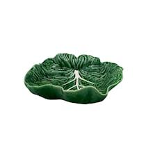 Cabbage Concave Löv Natural 26 cm