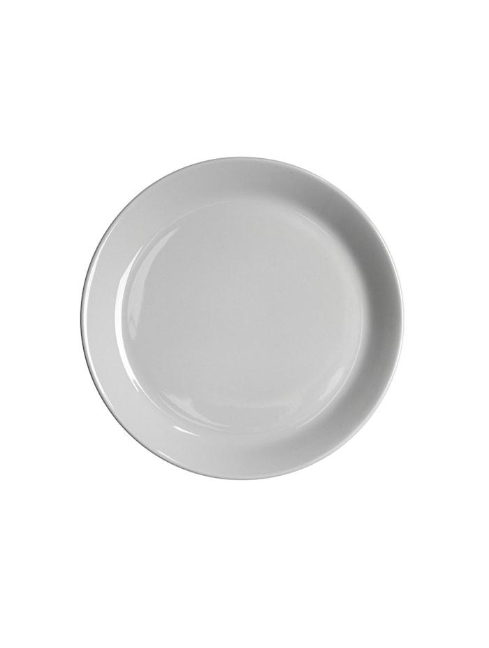 Höganäs Keraaminen Asetti reunalla 20 cm, Harmaa