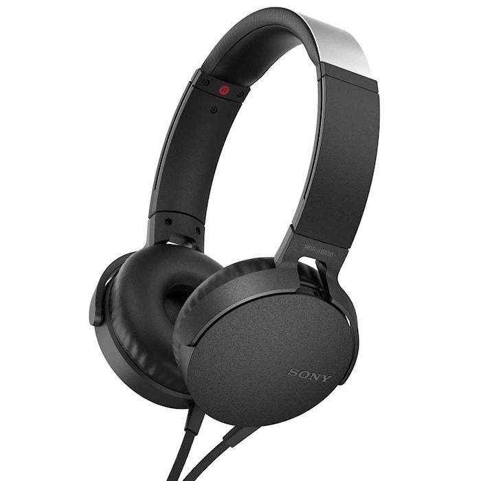 Headset MDR-XB550AP Svart