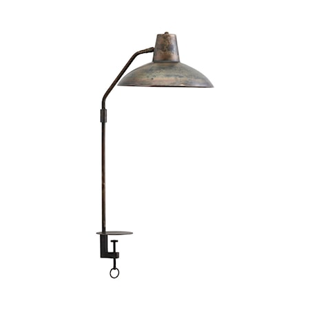 Bordslampa Desk Antique Brun